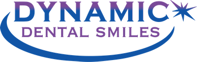 Dynamic Dental Smiles Logo Full Color